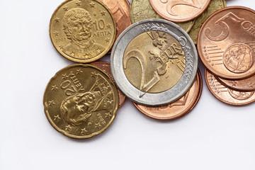 Money - Euro coins