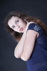 giovane ragazza