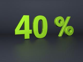 BIO-Percent , 40