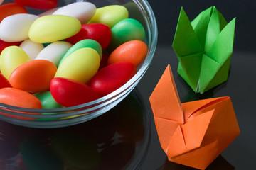 Origami Hasen
