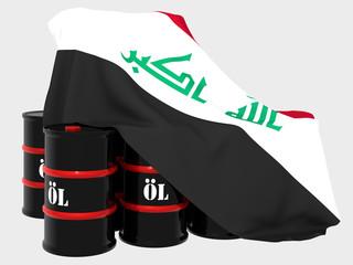 Öl aus Irak