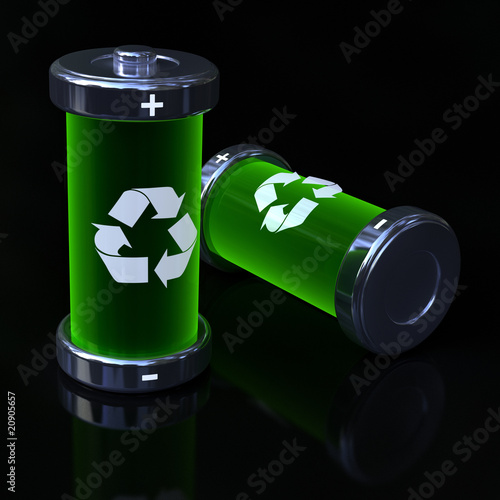 ecological batteries