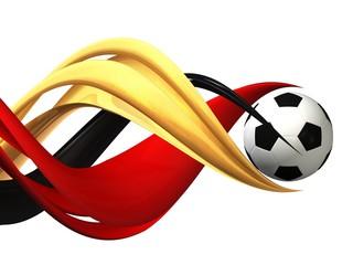 deutschland fussball 3d