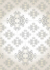 Abstract vintage background pattern