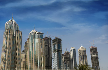 Dubai Jumeirah Lake Towers