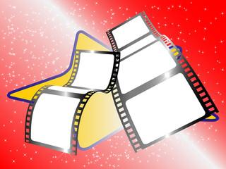 Two filmstrip