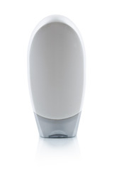 Plastic bottle for lotion, soap, shampoo, sunscreen
