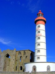Saint Mathieu lighthouse