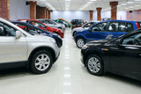 Fototapety cars  lot  for sale