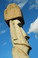 Vitorchiano - Viterbo - Il Moai