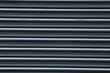 A background image of some scuffed shop shutters