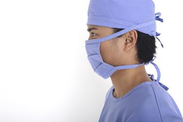 外科医イメージ