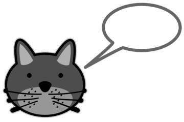 gato hablador
