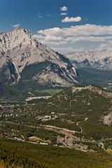 Famous Fairmont Banff Springs Hotel - Banff - Alberta - Canada