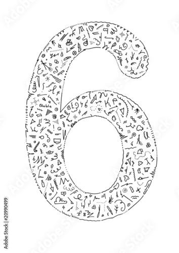 Blabla number 6