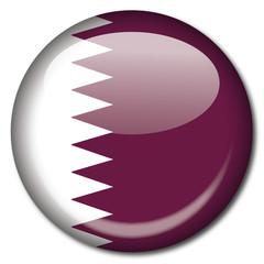 Chapa bandera Qatar