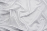 White Satin/Silk Fabric 3