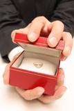 Demande de mariage poster