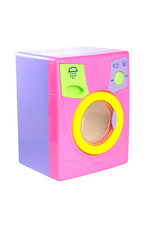 plastic children's washing machine