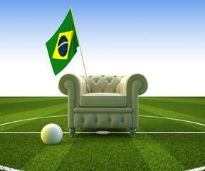 Brazil soccer fun