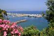 Port de La Rague à Mandelieu La Napoule en France