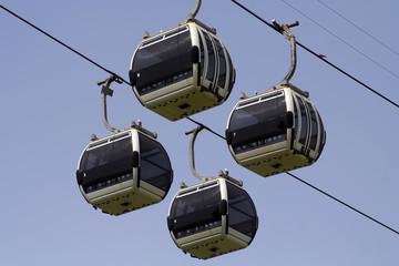 Dubai Cable Cars