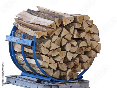 Stere de bois photo libre de droits sur la banque d - 1 stere de bois en kg ...