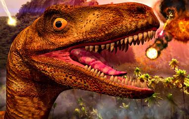 Dinosaurs doomsday
