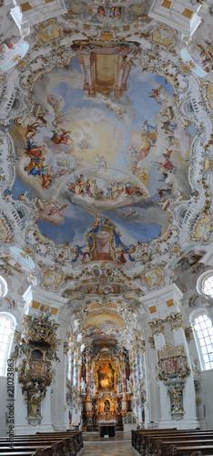 Wieskirche, Bayern, Deutschland - 21023863