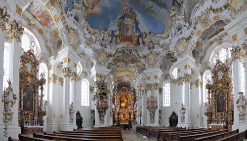 Wieskirche, Innenaufnahme, Bayern, Deutschland - 21024472