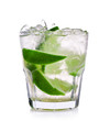 Caipirinha - National Cocktail van Brazili.  Add to Lightbox.