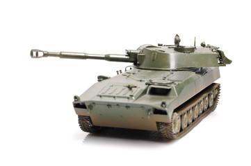 Russian howitzer