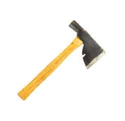 Old roofing axe