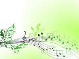 Fototapety music