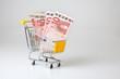 achat augmentation prix consommation caddie chariot supermarché
