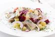 Matjes Salat Teller