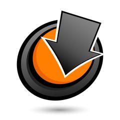 pfeil download zeichen symbol icon