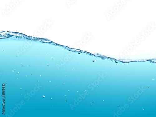 Underwater bubbles