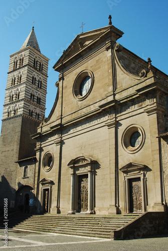Viterbo - Palazzo Papale - Duomo - Piazza San Lorenzo - 21051668