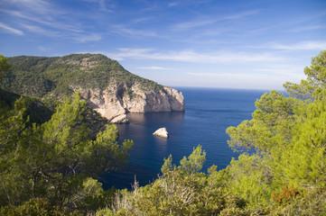 Ibiza paisaje