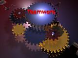 Teamwork - Background - 3D