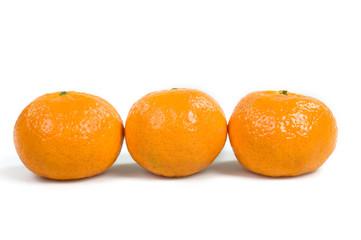 Tre mandarini