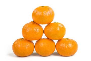 Mandarini piramide