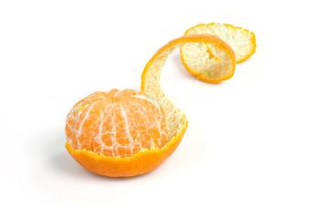 Mandarino buccia
