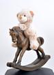 Pferd und Bär