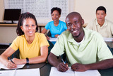 african american adult students