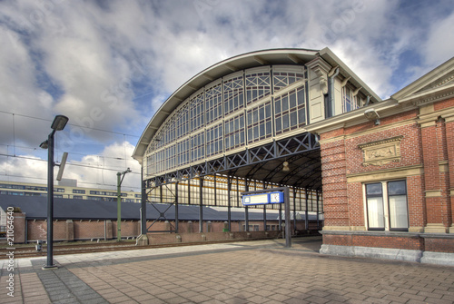 Railway Station Holland Spoor