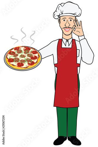 Pizza Chef - 21067204