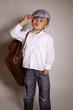 Einschulung Schulanfänger Schulkind Junge
