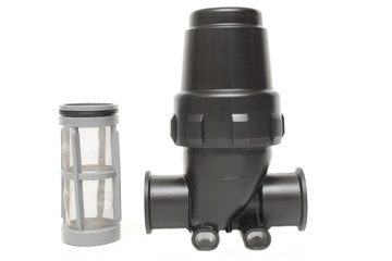 strainer and filter